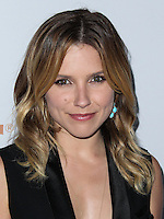 SANTA MONICA, CA, USA - JUNE 11: Sophia Bush at the Pathway To The Cures For Breast Cancer: A Fundraiser Benefiting Susan G. Komen held at the Barker Hangar on June 11, 2014 in Santa Monica, California, United States. (Photo by Xavier Collin/Celebrity Monitor)