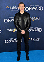 """LOS ANGELES, CA: 18, 2020: Tom Holland at the world premiere of """"Onward"""" at the El Capitan Theatre.<br /> Picture: Paul Smith/Featureflash"""
