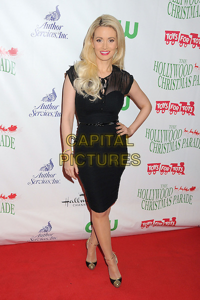 29 November 2015 - Hollywood, California - Holly Madison. 84th Annual Hollywood Christmas Parade held on Hollywood Blvd. <br /> CAP/ADM/BP<br /> &copy;BP/ADM/Capital Pictures