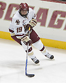 Brock Bradford  The Boston College Eagles defeated the Providence College Friars 3-2 in regulation on October 29, 2005 at Kelley Rink in Conte Forum in Chestnut Hill, MA.  It was BC's first Hockey East win of the season and Providence's first HE loss.