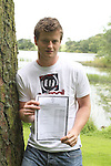 David Cooper, Mullagh who got 6 As in his leaving cert 2010...Picture Jenny Matthews/Newsfile.ie