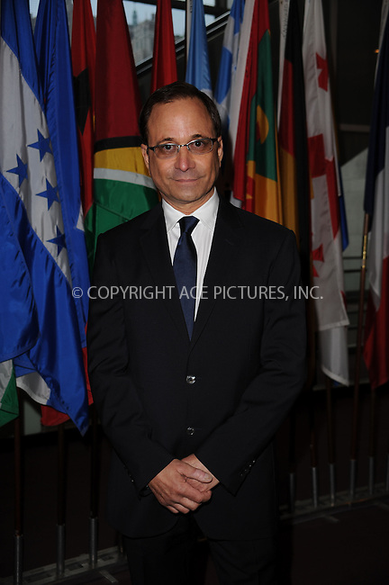 WWW.ACEPIXS.COM . . . . . ....May 12 2009, New York City....Goodwill ambassador appointee Ross Bleckner at the 'Welcome to Gulu' exhibition opening event at the United Nations on May 12, 2009 in New York City.....Please byline: KRISTIN CALLAHAN - ACEPIXS.COM.. . . . . . ..Ace Pictures, Inc:  ..tel: (212) 243 8787 or (646) 769 0430..e-mail: info@acepixs.com..web: http://www.acepixs.com