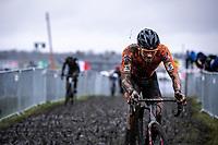 Men's Elite race<br /> UCI 2020 Cyclocross World Championships<br /> Dübendorf / Switzerland<br /> <br /> ©kramon