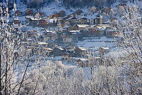 Europe/France/Rhone-Alpes/73/Savoie/Saint-Martin-de-Belleville : La station village