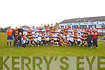 TRALEE RFC: The Tralee rugby club and Ashford rugby club from England U17 teams who played each other at O'Dowd park, Tralee on Saturday.