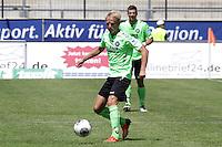 Michael Vitzthum (KSC) - 21.07.2013: FSV Frankfurt vs. Karlsruher SC, Frankfurter Volksbank Stadion