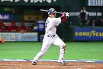 Seiichi Uchikawa (JPN), .MARCH 3, 2013 - WBC : .2013 World Baseball Classic .1st Round Pool A .between Japan 5-2 China .at Yafuoku Dome, Fukuoka, Japan. .(Photo by YUTAKA/AFLO SPORT)