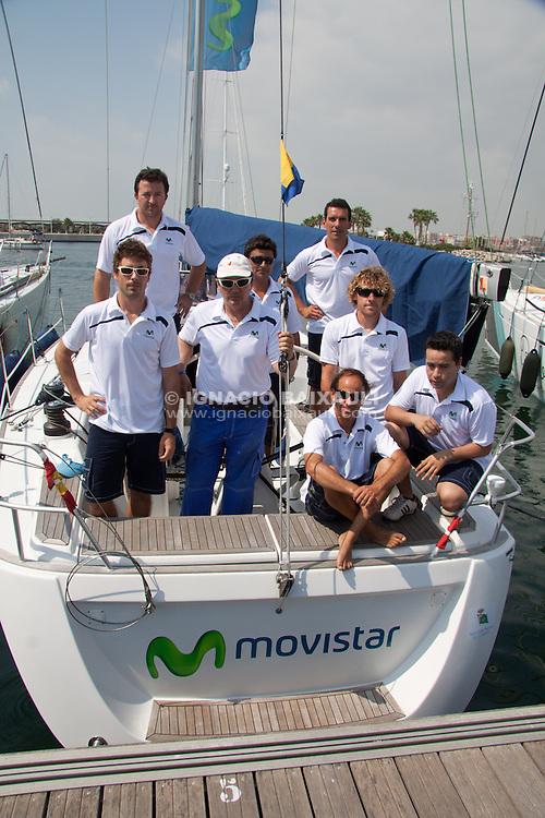 XIII Trofeo S.M. La Reina - Regata Homenaje a la Armada - XXIV Copa Almirante Sánchez-Barcáiztegui