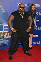 HOLLYWOOD, CA - AUGUST 16: Cee-Lo at the 'Sparkle' film premiere at Grauman's Chinese Theatre on August 16, 2012 in Hollywood, California. &copy;&nbsp;mpi26/MediaPunch Inc. /NortePhoto.com<br />