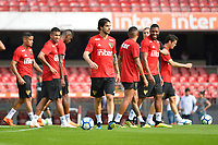 SÃO PAULO, SP, 30.06.2018 - TREINO SÃO PAULO – Hudson do São Paulo durante treino realizado no estádio do Morumbi em São Paulo, neste sabado, 30. (Foto: Levi Bianco/Brazil Photo Press)