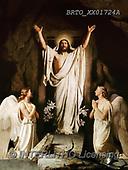 Alfredo, EASTER RELIGIOUS, OSTERN RELIGIÖS, PASCUA RELIGIOSA, paintings+++++,BRTOXX01724A,#er#, EVERYDAY