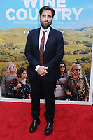 "Jason Schwartzman at the World Premiere of ""WINE COUNTRY"" at the Paris Theater in New York, New York , USA, 08 May 2019"