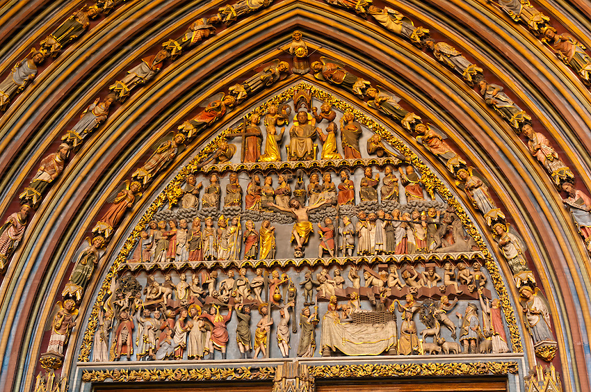 The Munster (Cathedral of Our Lady), Freiburg, Baden-Württemberg, Germany