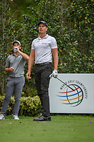 Henrik Stenson (SWE) watches his tee shot on 17 during round 2 of the World Golf Championships, Mexico, Club De Golf Chapultepec, Mexico City, Mexico. 2/22/2019.<br /> Picture: Golffile | Ken Murray<br /> <br /> <br /> All photo usage must carry mandatory copyright credit (© Golffile | Ken Murray)