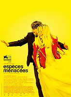 Endangered Species (2017)<br /> (Especes menacees)<br /> POSTER ART<br /> *Filmstill - Editorial Use Only*<br /> CAP/KFS<br /> Image supplied by Capital Pictures