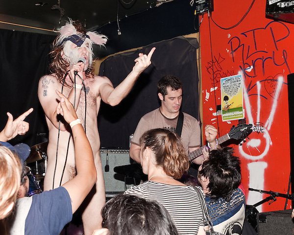 July 8, 2011. Cleveland, OH.. No Bunny headlines the first night of Wonderful Fest at Now That's Class in Cleveland, OH.
