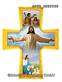 Alfredo, EASTER RELIGIOUS, OSTERN RELIGIÖS, PASCUA RELIGIOSA, paintings+++++,BRTOXX02598,#er#, EVERYDAY