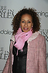 As The World Turns Tamara Tunie (Law and Order SVU)  at the 2012 Skating with the Stars - a benefit gala for Figure Skating in Harlem celebrating 15 years on April 2, 2012 at Central Park's Wollman Rink, New York City, New York.  (Photo by Sue Coflin/Max Photos)