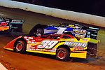 Aug 8, 2009; 10:50:37 PM; Union, KY., USA; The North-South 100  running a 50,000-to-win Lucas Oil Late Model Dirt Series sanctioned event at Florence Speedway.  Mandatory Credit: (thesportswire.net)