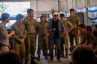 7 Days in Entebbe (2018) <br /> Behind the scenes photo of Jose Padilha<br /> *Filmstill - Editorial Use Only*<br /> CAP/MFS<br /> Image supplied by Capital Pictures