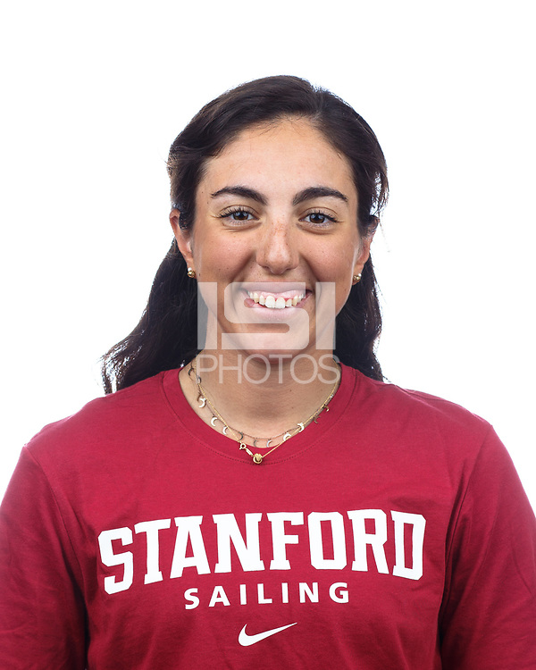 Stanford, CA - September 20, 2019: Christina Sakellaris, Athlete and Staff Headshots