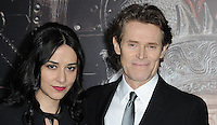 www.acepixs.com<br /> <br /> February 15 2017, LA<br /> <br />  Director Giada Colagrande (L) and Willem Dafoe arriving at the premiere of 'The Great Wall' at the TCL Chinese Theatre on February 15, 2017 in Hollywood, California. <br /> <br /> By Line: Peter West/ACE Pictures<br /> <br /> <br /> ACE Pictures Inc<br /> Tel: 6467670430<br /> Email: info@acepixs.com<br /> www.acepixs.com