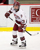 Randi Griffin (Harvard - 23) - The Harvard University Crimson defeated the Boston College Eagles 5-0 in their Beanpot semi-final game on Tuesday, February 2, 2010 at the Bright Hockey Center in Cambridge, Massachusetts.