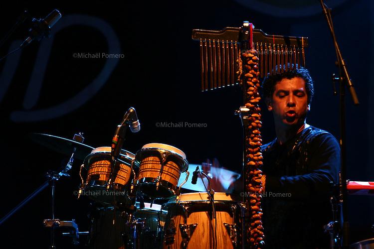 "Concert ""Omara Portuondo"" aux Nuits du sud 2008"