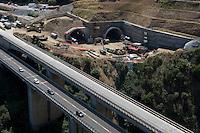 Autostrada A3 la Salerno-Reggio Calabria, il cantiere infinito.