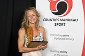 Masters Award winner Ali Gascoine - NZ Powerlifting Federation. Counties Manukau Sport 17th annual Sporting Excellence Awards held at the Telstra Clear Pacific Events Centre, Manukau City, on November 27th 2008.