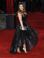 Kelly Brook<br /> at the &quot;Murder on the Orient Express&quot; premiere held at the Royal Albert Hall, London<br /> <br /> <br /> &copy;Ash Knotek  D3344  03/11/2017