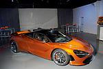 McLaren Houston Unveiling 3/16/17
