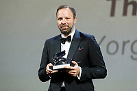 VENICE - September 8: Yorgos Lanthimos on September 8, 2018 in Venice, Italy.(By Mark Cape/Insidefoto)