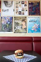 04212010-  Blue Moon Burgers, Fremont, Seattle University cover story spread, cover photo