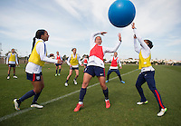 USWNT Training, March 5, 2015