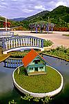 Jardim Vista Linda em Domingos Martins. Espírito Santo. 1988. Foto de Juca Martins.