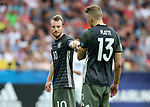 Germany's Maxilian Arnold in action during the UEFA Under 21 Semi Final at the Stadion Miejski Tychy in Tychy. Picture date 27th June 2017. Picture credit should read: David Klein/Sportimage