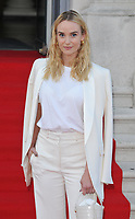 "LONDON, ENGLAND - AUGUST 08: Joanna Vanderham at the ""Pain and Glory"" Film4 Summer Screen opening gala & launch party, Somerset House, The Strand, on Thursday 08 August 2019 in London, England, UK.<br /> CAP/CAN<br /> ©CAN/Capital Pictures"