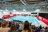 Picture by Allan McKenzie/SWpix.com - 26/11/2017 - Swimming - Swim England Synchronised Swimming National Age Group Championships 2017 - GL1 Leisure Centre, Gloucester, England - GV, general view of the GL1 Leisure Pool.
