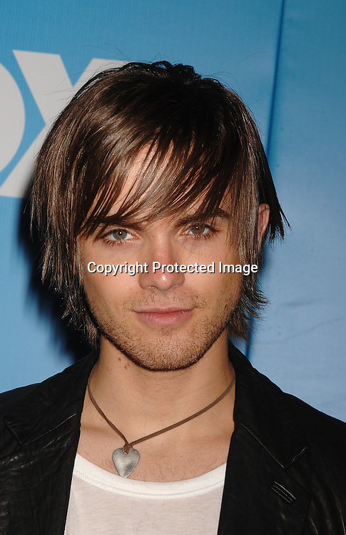 """Thomas Dekker of """"The Sarah Connor Chronicles""""..arriving at The FOX TV Upfront on May 17, 2007 at ..Wolman Rink in Central Park in New York City. ..Robin Platzer, Twin Images........212-935-0770"""