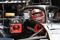 2nd November 2019; Circuit of the Americas, Austin, Texas, United States of America; Formula 1 United Sates Grand Prix, qualifying day; Haas F1 Team, Kevin Magnussen - Editorial Use
