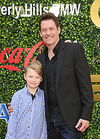 4 January 2020 - Beverly Hills, California - James Tupper, Atlas Heche Tupper. the 7th Annual Gold Meets Golden Brunch  held at Virginia Robinson Gardens and Estate. Photo Credit: FS/AdMedia