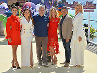 Janina Uhse, Raya Abirached, Genndy Tartakovsky, Anke Engelke, Rick Kavanian &amp; Lesia Nikitiuk at the photocall for &quot;Hotel Transylvania 3: A Monster Vacation&quot; at the 71st Festival de Cannes, Cannes, France 07 May 2018<br /> Picture: Paul Smith/Featureflash/SilverHub 0208 004 5359 sales@silverhubmedia.com