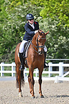 Class 9. British dressage. Brook Farm Training Centre. Essex. UK. 12/05/2019. ~ MANDATORY Credit Garry Bowden/Sportinpictures - NO UNAUTHORISED USE - 07837 394578
