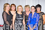 The ladies behind the success of Dr Crokes l-r: Frances O'Sullivan, Marian O'Donoghue, Breda Cronin, Siobhain Courtney, Debranne O'Shea and Joanie Sexton at the club's social in the INEC on Sunday night