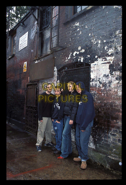DUST 21.Ref: JV.music, group, band, full length, full-length.www.capitalpictures.com.sales@capitalpictures.com.© Capital Pictures