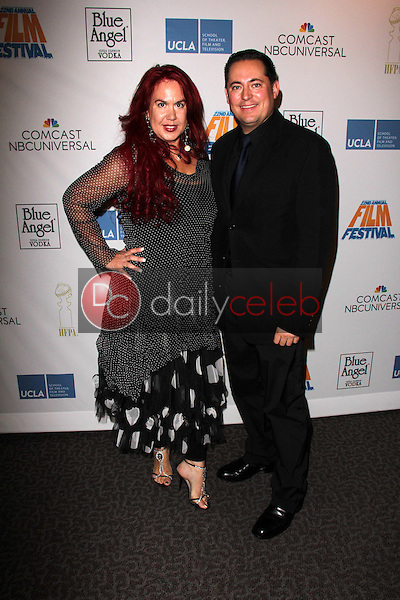 Fileena Bahris, Dan Burns<br />