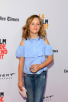 """LOS ANGELES - JUN 19:  Lulu Wilson at the 2017 Los Angeles Film Festival - """"Annabelle: Creation"""" Premiere at the The Theatre at Ace Hotel on June 19, 2017 in Los Angeles, CA"""