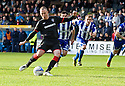20/11/2010   Copyright  Pic : James Stewart.sct_jsp005_kilmarnock_v_rangers  .:: KENNY MILLER SCORES HIS SECOND FROM THE SPOT ::.James Stewart Photography 19 Carronlea Drive, Falkirk. FK2 8DN      Vat Reg No. 607 6932 25.Telephone      : +44 (0)1324 570291 .Mobile              : +44 (0)7721 416997.E-mail  :  jim@jspa.co.uk.If you require further information then contact Jim Stewart on any of the numbers above.........