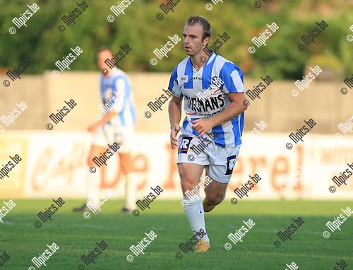 2010-06-22 / Voetbal / seizoen 2010-2011 / Verbroedering Geel-Meerhout / David Vandecauter..Foto: mpics